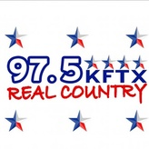 KFTX Real Country 97.5 FM
